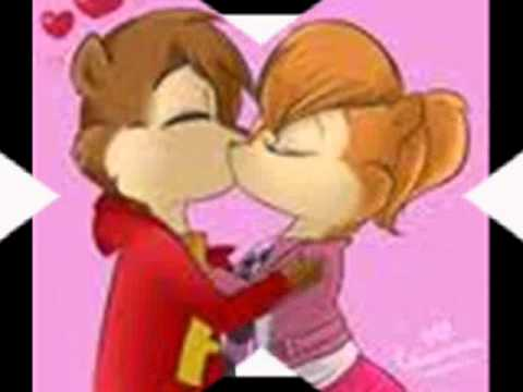 Alvin and Brittany kiss, like they always wanted to