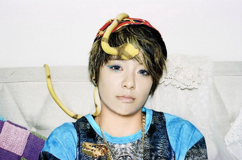 Amber @ Electric Shock