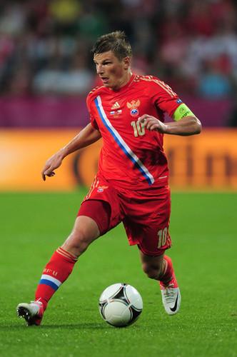 Andrei Arshavin (Russia)