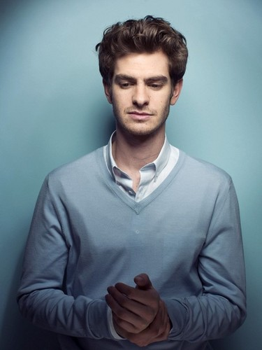 Andrew Garfield wolpeyper possibly with a portrait titled Andrew´s Portreit