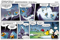 Angry Birds Comic Seasons クリスマス part 3