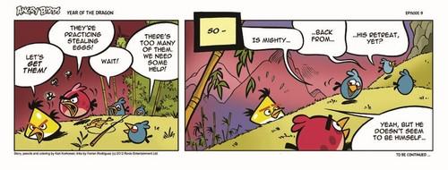 Angry Birds Seasons Dragon Comic part 9