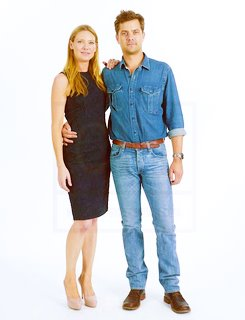 Anna Torv and Joshua Jackson fondo de pantalla probably with a well dressed person titled Anna & Joshua