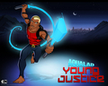 Aqualad - teen-titans-vs-young-justice wallpaper