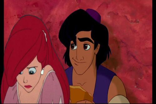 Ariel and Aladin