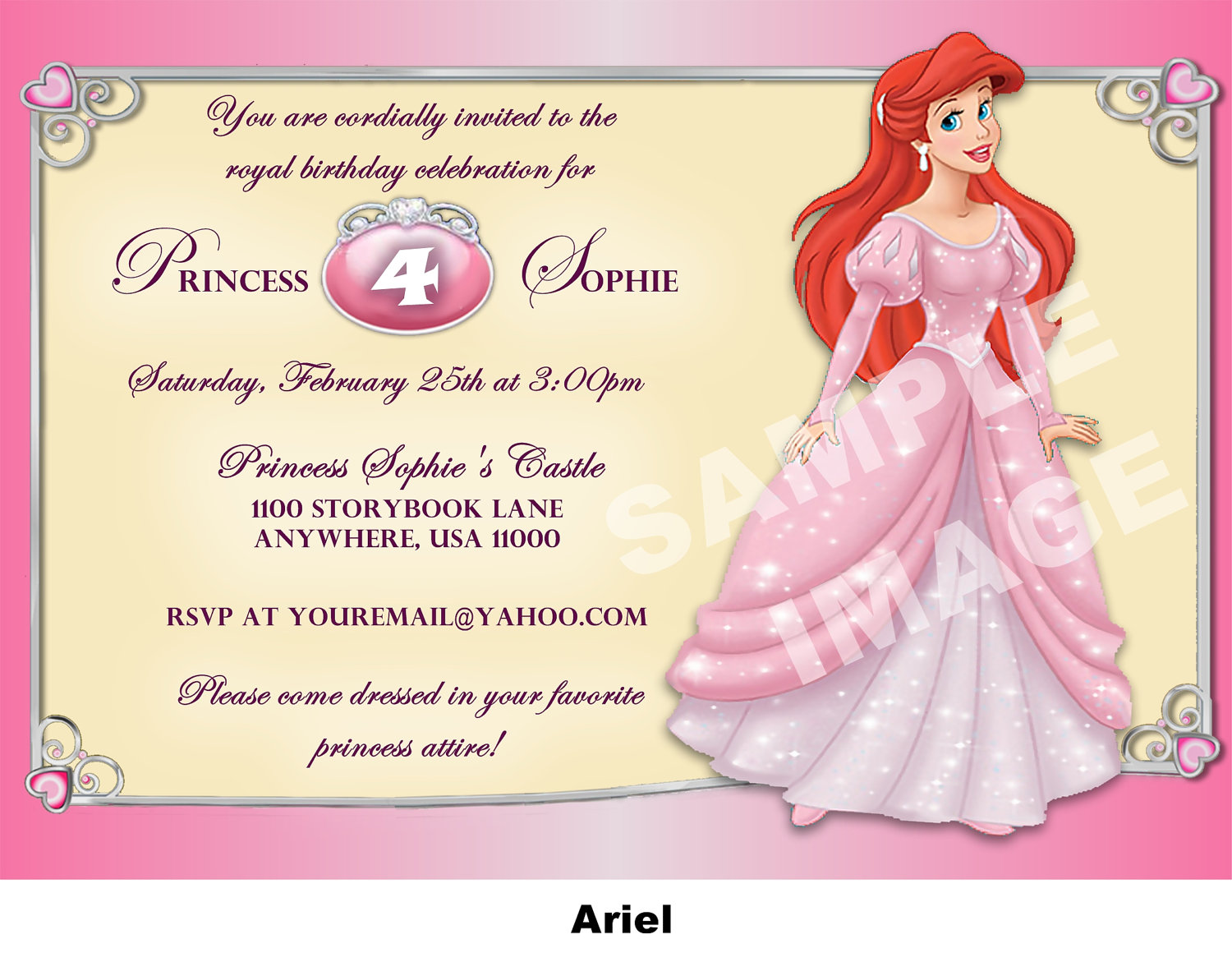 Disney Princess images Ariel HD wallpaper and background photos ...