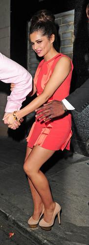 Arriving & leaving The Rose Night Club In London [9 & 10 June 2012]