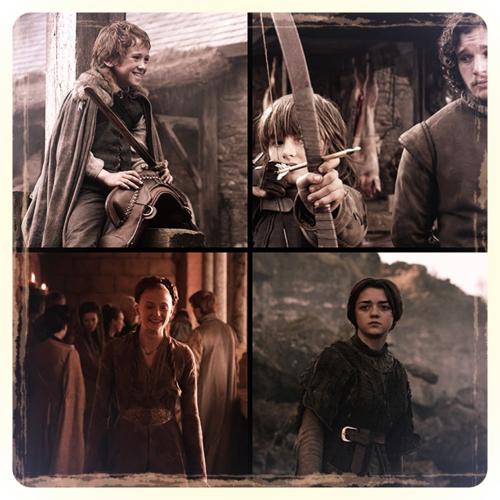 Arya Stark wallpaper titled Arya