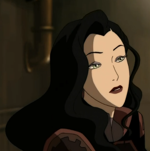 Avatar: The Legend of Korra wallpaper called Asami