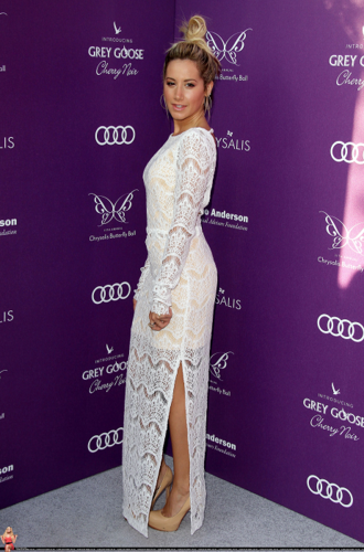 Ashley - 11th Annual Chrysalis Butterfly Ball - June 09, 2012 - ashley-tisdale Photo