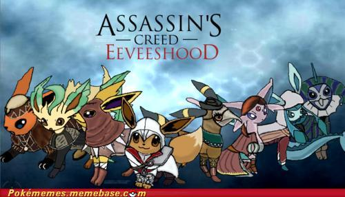 Assassin's creed eeveehood.