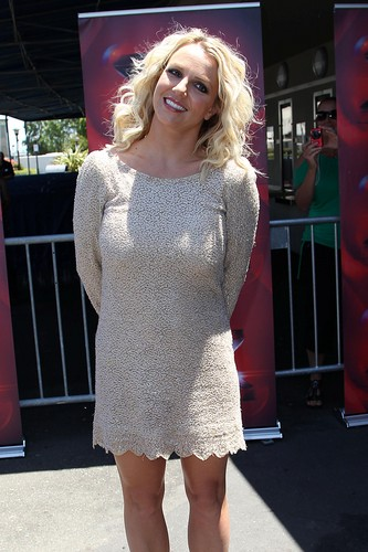 Attends X Factor Auditions San Francisco Day 2 [18 June 2012] - britney-spears Photo