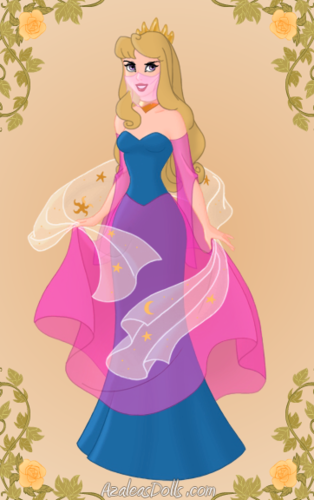 Aurora the Gypsy Arabian Rose - disney-princess Photo