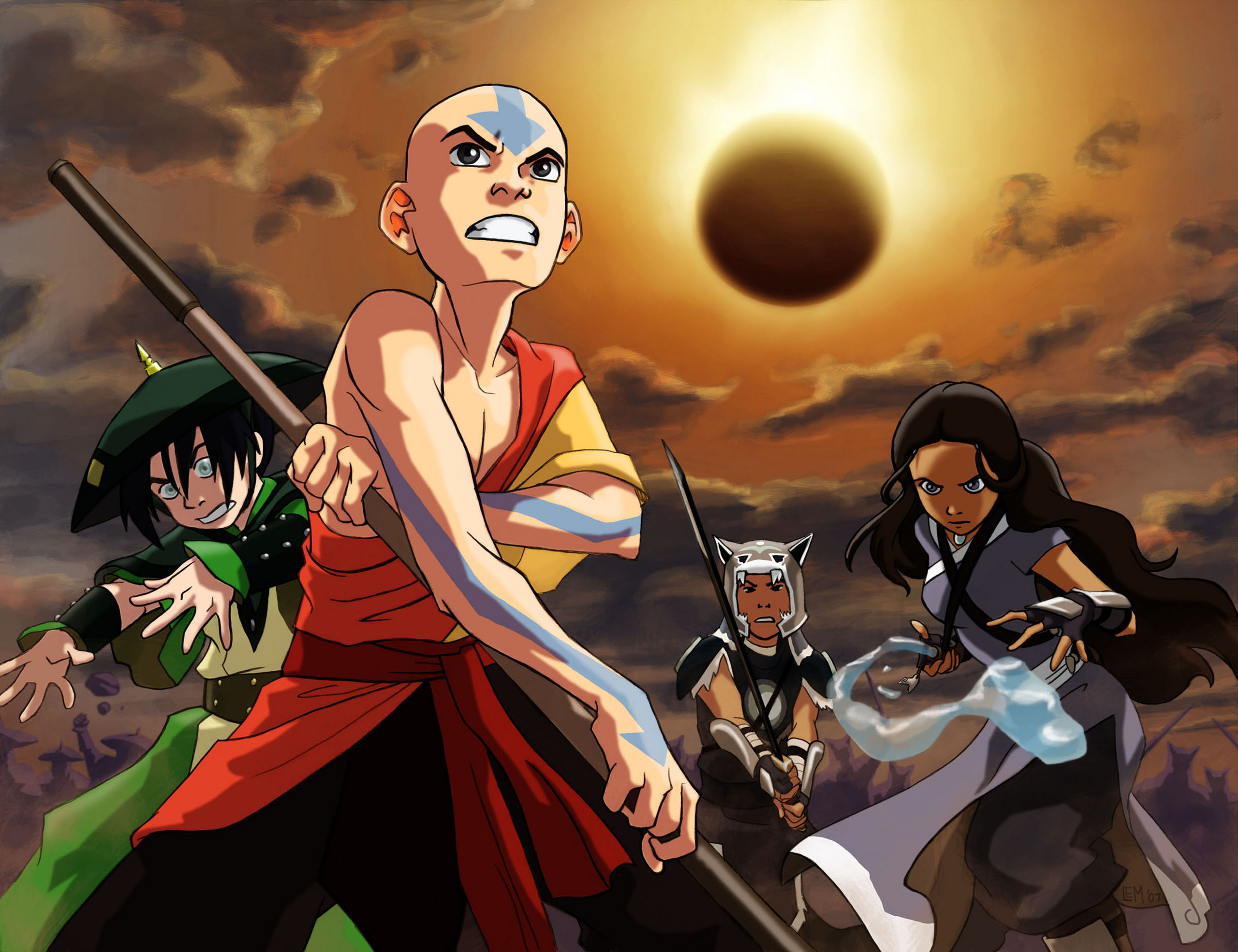Avatar Aang - Avatar Aang Photo (31177493) - Fanpop: www.fanpop.com/clubs/avatar-aang/images/31177493/title/avatar-aang...