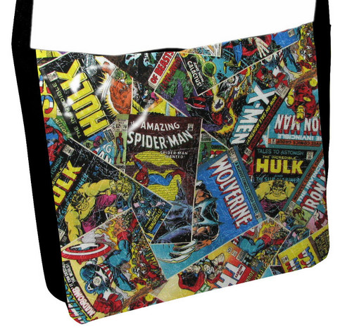 Avengers Messenger Bag