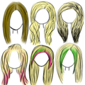 Avril Lavigne - Hair Evolution