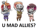 Axis troll