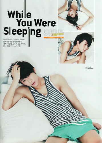 B1A4 for Ceci July Issue