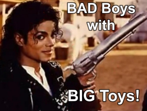 Michael Jackson wallpaper called BAD BOY