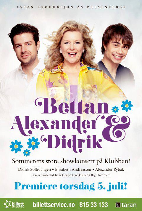 BAD (Bettan Alexander Didrik)