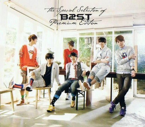 BEAST/B2ST wallpaper probably with a hip boot entitled BEAST/B2ST - The Special Selection of Beast Premier Edition
