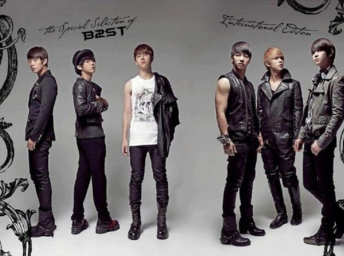 BEAST/B2ST - The Special Selection of Beast Premier Edition