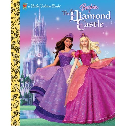 Barbie and the Diamond ngome book