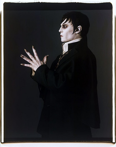 Tim Burton's Dark Shadows 바탕화면 containing a business suit entitled Barnabas :)