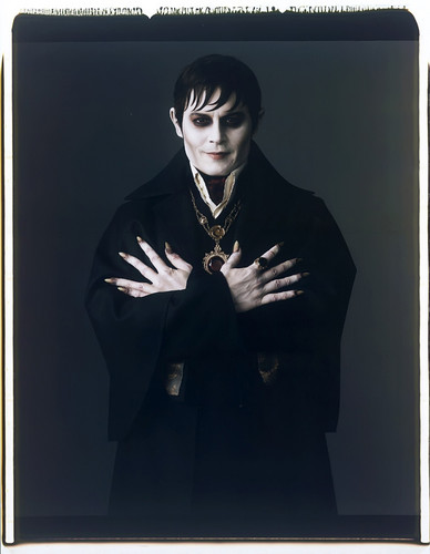Tim Burton's Dark Shadows wallpaper with a business suit and a suit entitled Barnabas :)