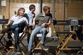 Behind the scenes of season 2