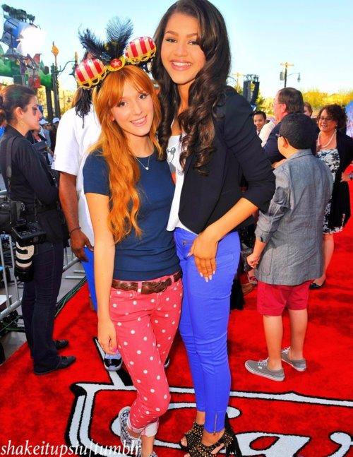 Shake It Up Bella and Zendaya