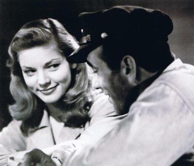 Betty Bacall - lauren-bacall Photo