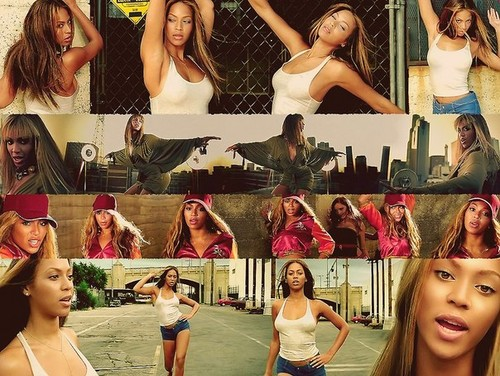 Beyonce wallpaper with a bikini called Beyonce - Crazy in love