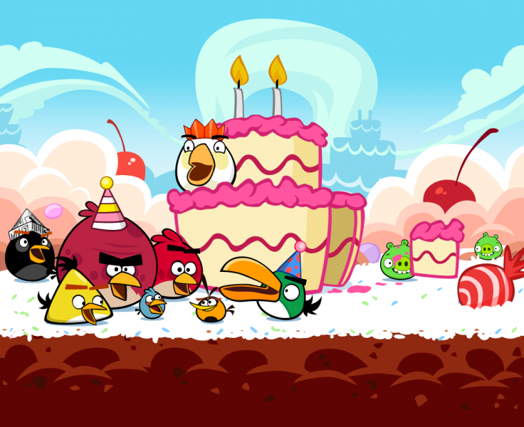 BirdDAy Party
