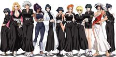 Bleach girls!!