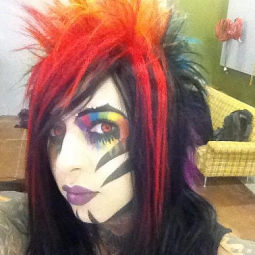 Dahvie Vanity And Jayy Von Monroe Without Makeup Musicians in Makeup im...