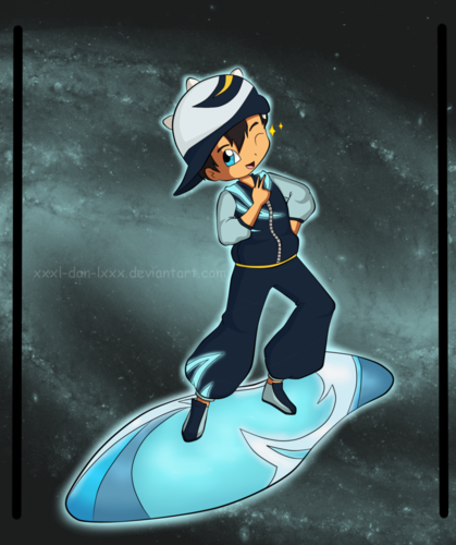 Boboiboy fan-art