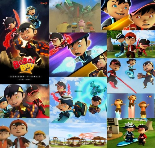 Boboiboy wallpaper entitled Boboiboy wallpaper