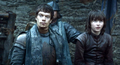Bran and Theon - bran-stark photo