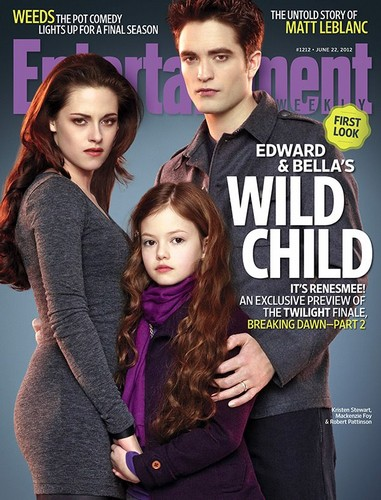 Twilighters wallpaper probably with a portrait and anime called Breaking Dawn Part 2 EW Covers