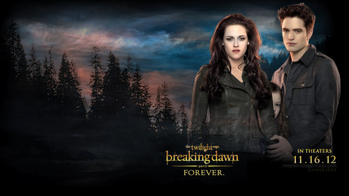Breaking Dawn Part 2 Wallpaper - twilight-series Photo