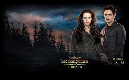 Breaking Dawn Part 2 wolpeyper