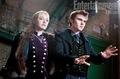 Breaking Dawn Stills ~ Jane and Alec  - twilight-series photo
