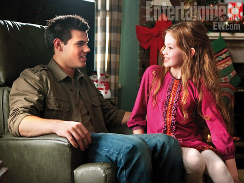 Breaking Dawn part 2: Jacob and Renesmee