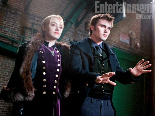 Breaking Dawn part 2: Jane and Alec