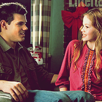 Breaking Dawn part 2 --- Jacob and Renesmee
