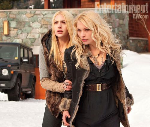 Breaking Dawn part 2: Kate and Tanya