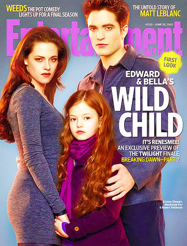 Edward and Bella wallpaper probably containing a portrait entitled Breaking Dawn part 2