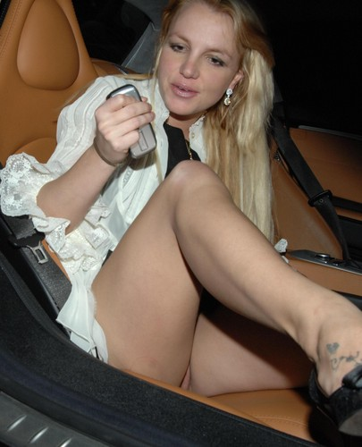 Britney Spears wallpaper probably with an automobile entitled Britney - Mix