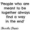 Brooke Davis Citazioni ♥